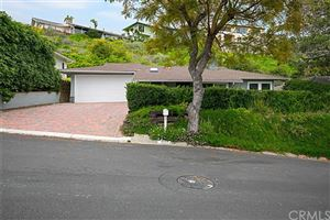 Photo of 967 Oriole Drive, Laguna Beach, CA 92651 (MLS # PW19198460)