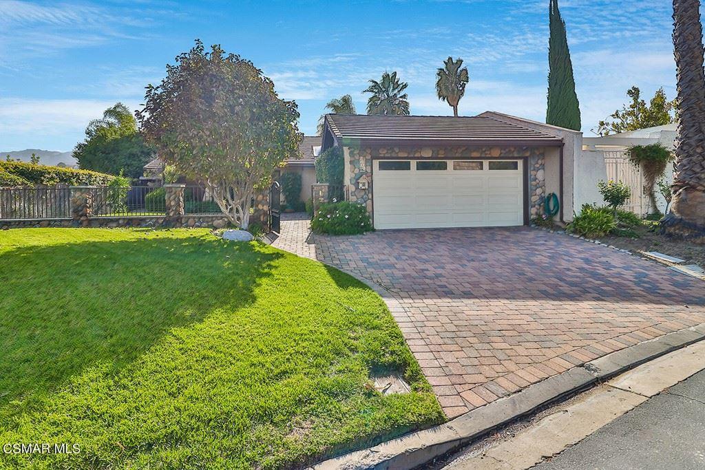 2800 Lakeridge Lane, Westlake Village, CA 91361 - MLS#: 221005460