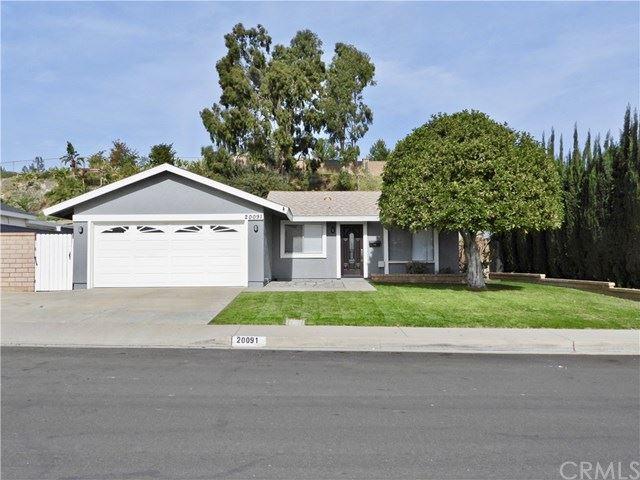 20091 Avenida Del Norte, Yorba Linda, CA 92886 - MLS#: PW21030460