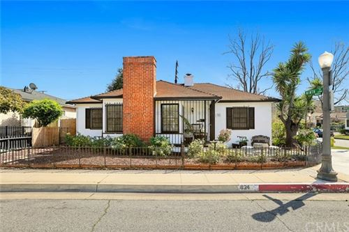 Photo of 824 W Ramona Road, Alhambra, CA 91803 (MLS # AR21064461)