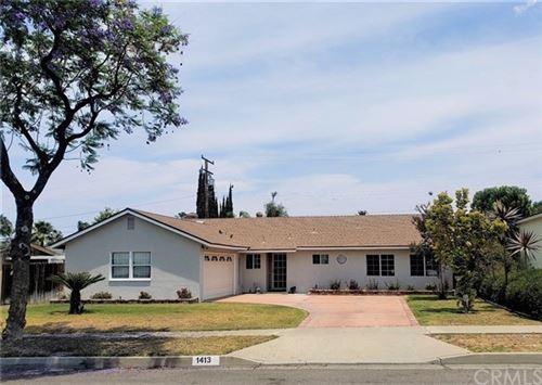 Photo of 1413 El Mirador Drive, Fullerton, CA 92835 (MLS # CV21132461)