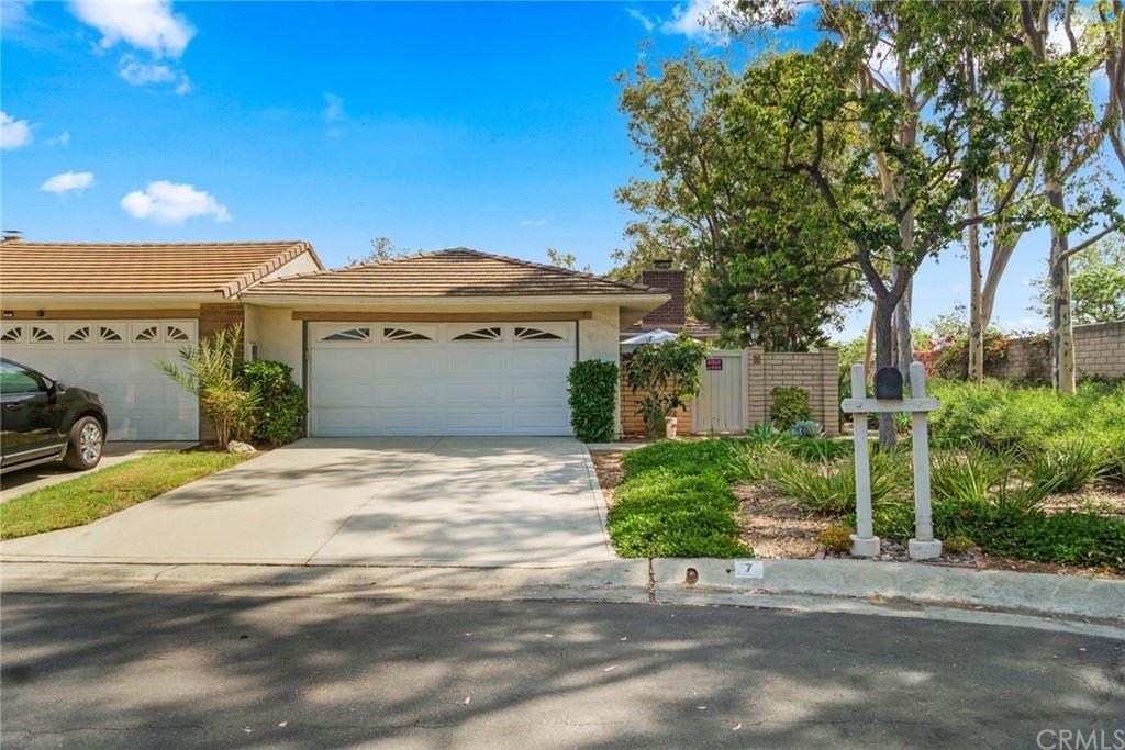 7 Mimosa, Irvine, CA 92612 - MLS#: CV21165461