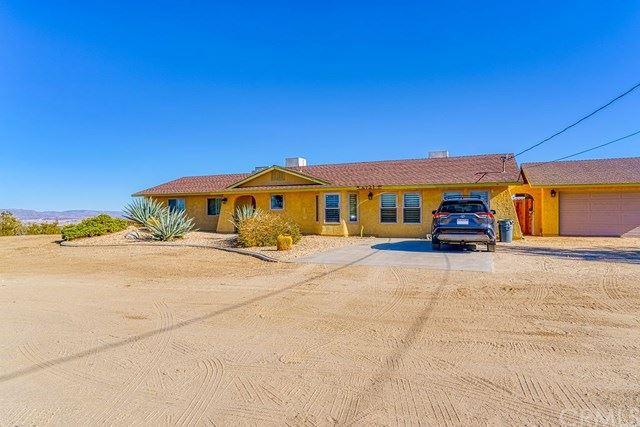 6721 Desert Quail Drive, Twentynine Palms, CA 92277 - MLS#: JT20251461
