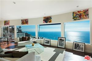 Photo of 17774 TRAMONTO Drive, Pacific Palisades, CA 90272 (MLS # 19478462)