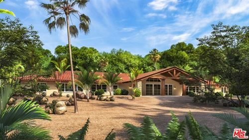 Photo of 790 ROCKBRIDGE Road, Santa Barbara, CA 93108 (MLS # 19538462)