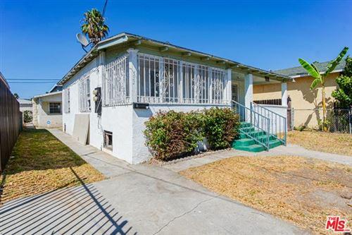 Photo of 533 W 58Th Street, Los Angeles, CA 90037 (MLS # 20630462)