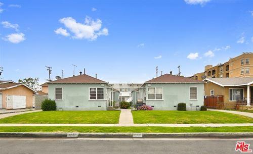 Photo of 4441 E 57Th Street, Maywood, CA 90270 (MLS # 21728462)