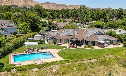 Photo of 12202 Catenia Drive, Granada Hills, CA 91344 (MLS # SR20126462)