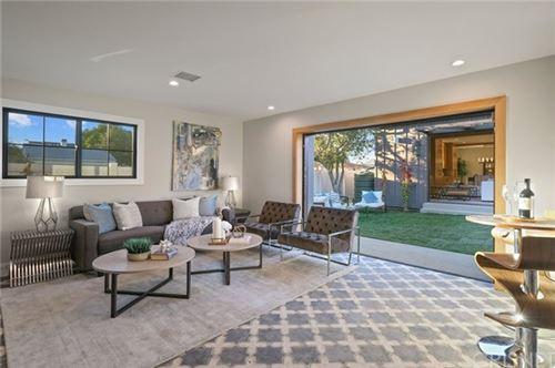 Tiny photo for 14756 Weddington Street, Sherman Oaks, CA 91411 (MLS # SR21009462)