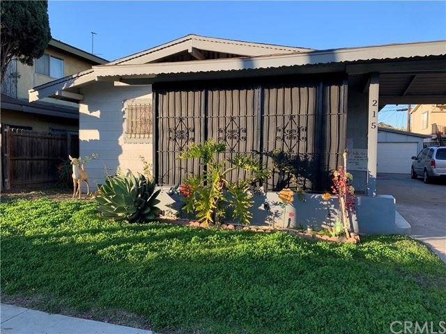 215 E Burnett Street, Long Beach, CA 90806 - MLS#: DW21005462