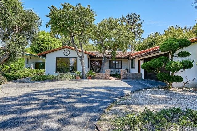 2404 Via Rafael, Palos Verdes Estates, CA 90274 - MLS#: PV21044462