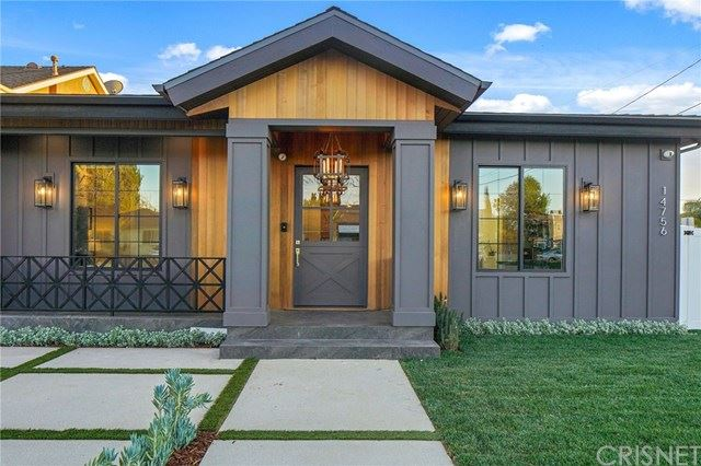 Photo for 14756 Weddington Street, Sherman Oaks, CA 91411 (MLS # SR21009462)