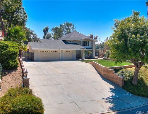 Photo of 15371 Hawthorn Avenue, Chino Hills, CA 91709 (MLS # CV21191463)