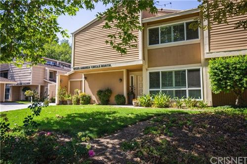 Photo of 18125 Andrea N Circle #5, Northridge, CA 91325 (MLS # SR20144463)