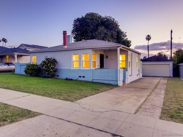 4625 Adair St, San Diego, CA 92107 - MLS#: 200052463