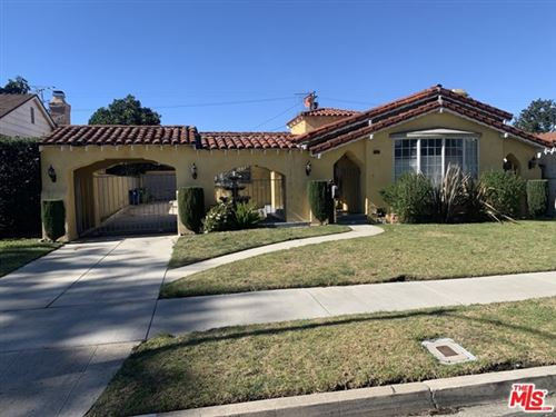 Photo of 4007 Olmsted Avenue, Los Angeles, CA 90008 (MLS # 21707464)