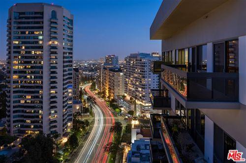 Photo of 10445 Wilshire Boulevard #PH, Los Angeles, CA 90024 (MLS # 21744464)