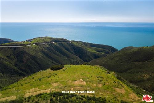Photo of 9533 Deer Creek Road, Malibu, CA 90265 (MLS # 21755464)