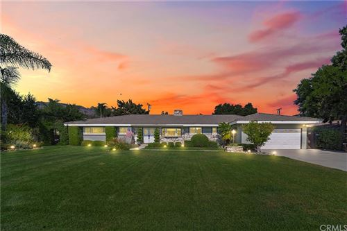 Photo of 306 N Valley Center Avenue, Glendora, CA 91741 (MLS # CV21099464)