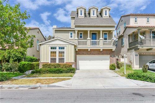 Photo of 8730 Quiet Woods Street, Chino, CA 91708 (MLS # OC21199464)