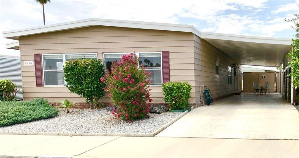 1735 Santa Monica Drive, Hemet, CA 92545 - MLS#: SW21121465