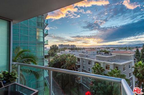 Photo of 13700 Marina Pointe Drive #610, Marina del Rey, CA 90292 (MLS # 21713466)