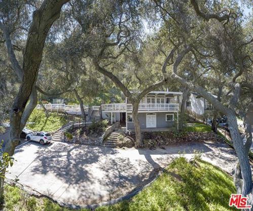 Photo of 1145 Old Topanga Canyon Road, Topanga, CA 90290 (MLS # 21714466)