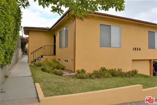 Photo of 1838 20Th Street, Santa Monica, CA 90404 (MLS # 21746466)