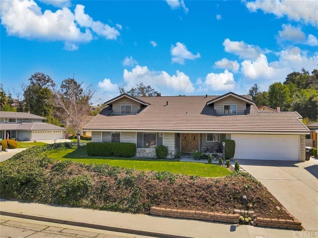 466 S Rancho Del Sol Drive, Covina, CA 91724 - MLS#: AR21068466