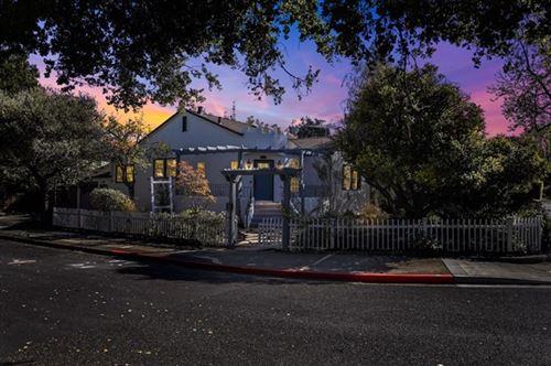 Photo of 705 Live Oak Avenue, Menlo Park, CA 94025 (MLS # ML81838467)