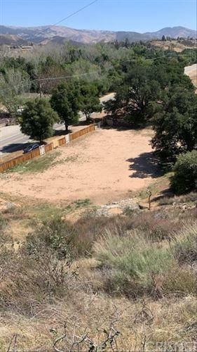 Photo of 0 Vac/Sierra Hwy/Vic Steele Avenue, Agua Dulce, CA 91350 (MLS # SR21081467)