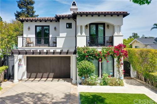 Photo of 4218 Murietta Avenue, Sherman Oaks, CA 91423 (MLS # SR21099467)