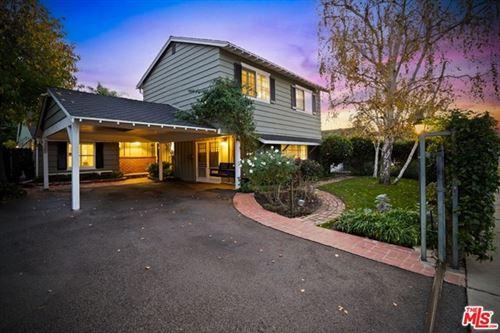 Photo of 14534 Hesby Street, Sherman Oaks, CA 91403 (MLS # 21679468)