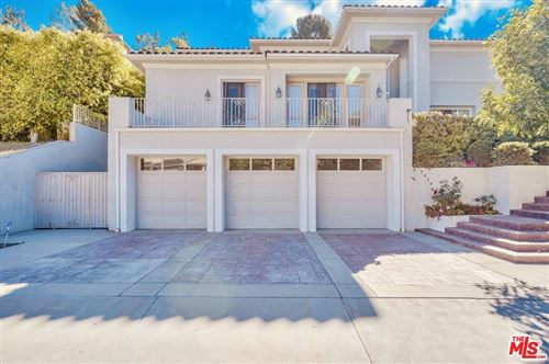Photo of 2818 Deep Canyon Drive, Beverly Hills, CA 90210 (MLS # 21764468)