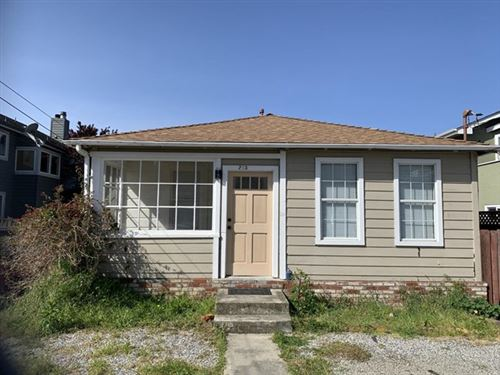 Photo of 215 Sonora Avenue, Outside Area (Inside Ca), CA 94018 (MLS # ML81838468)