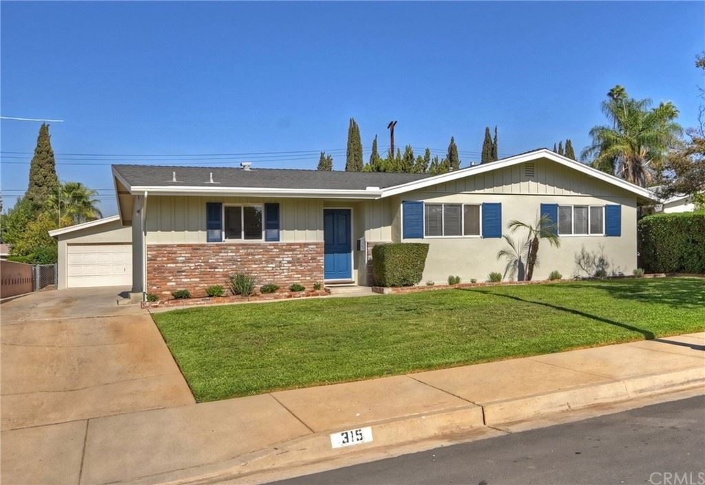 315 S Ash Street, Redlands, CA 92373 - MLS#: EV21198468
