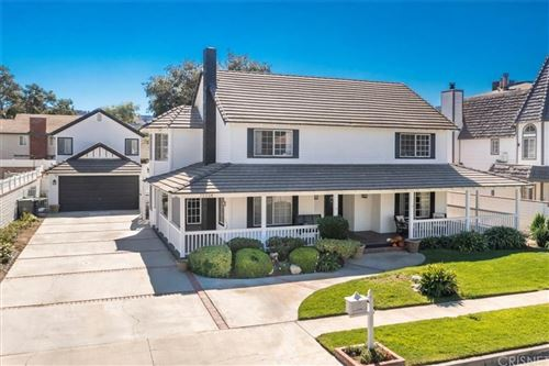 Photo of 23334 Happy Valley Drive, Newhall, CA 91321 (MLS # SR21227469)
