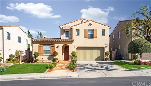 Photo of 16697 Tourmaline Street, Chino Hills, CA 91709 (MLS # PW21011470)