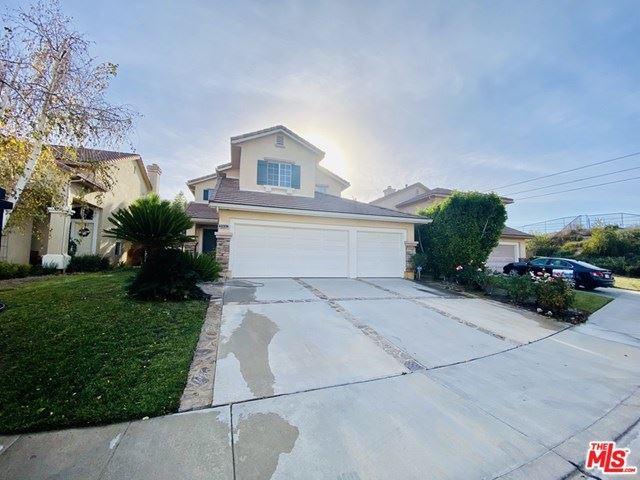 20012 Franks Way, Santa Clarita, CA 91350 - #: 20670470