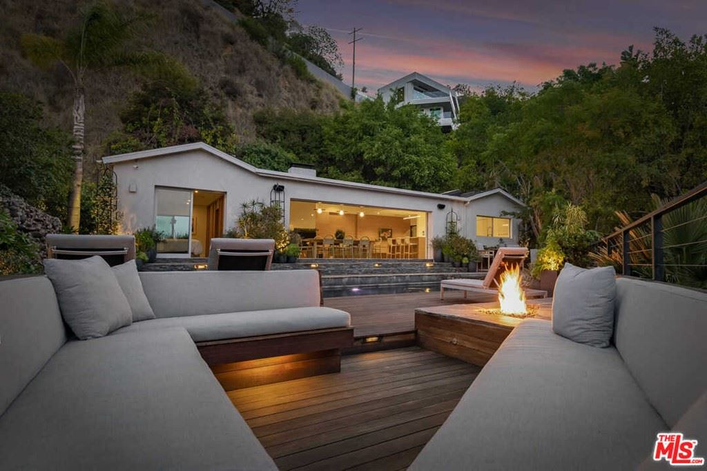 8347 Sunset View Drive, Los Angeles, CA 90069 - MLS#: 21756470