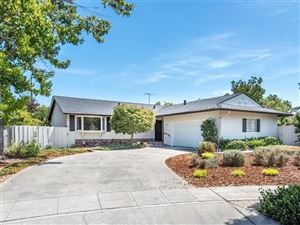 Photo of 1574 Dominion Avenue, Sunnyvale, CA 94087 (MLS # ML81760471)