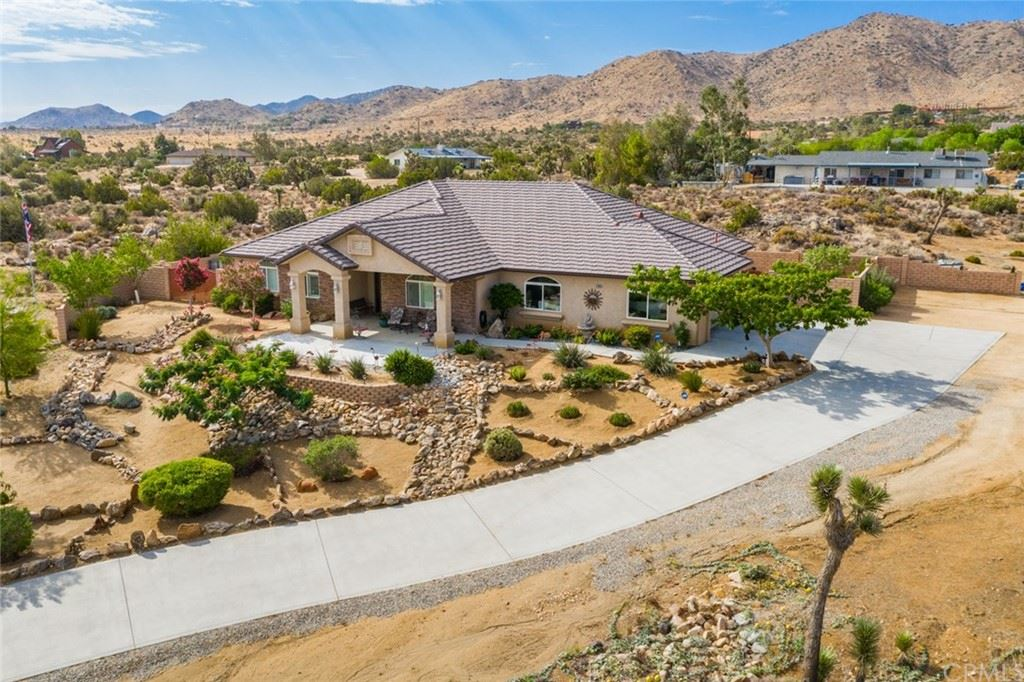 57845 San Andreas Road, Yucca Valley, CA 92284 - MLS#: JT21172471
