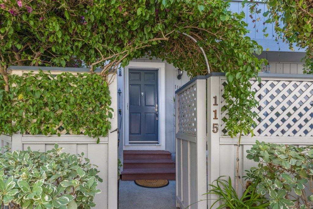 115 Monte Villa Court, Campbell, CA 95008 - #: ML81855471