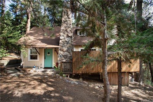 Photo of 1177 Scenic Way, Rimforest, CA 92378 (MLS # PW21157472)