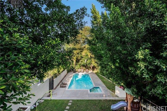 3910 Woodcliff Road, Sherman Oaks, CA 91403 - MLS#: SR20213472