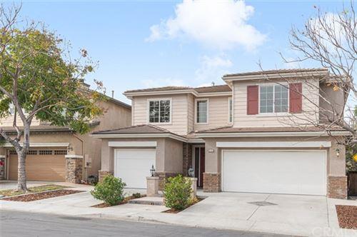 Photo of 215 N Rose Blossom Lane, Anaheim Hills, CA 92807 (MLS # PW21003473)