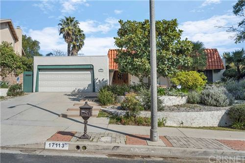 Photo of 17113 Courbet Street, Granada Hills, CA 91344 (MLS # SR20039473)