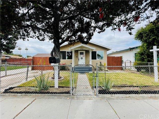 4745 Pine Street, Pico Rivera, CA 90660 - MLS#: CV21011473