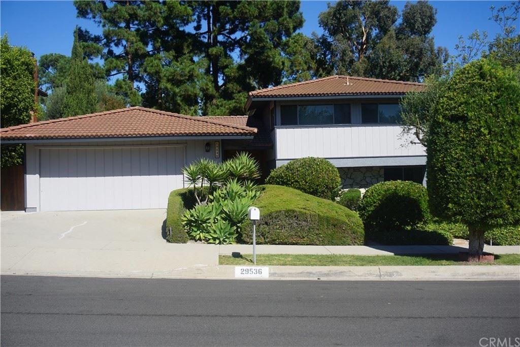 29536 Quailwood Drive, Rancho Palos Verdes, CA 90275 - MLS#: SB21202473