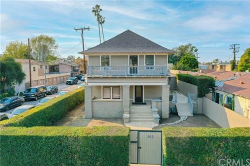 Photo of 365 Walnut Avenue, Long Beach, CA 90802 (MLS # SB21001474)